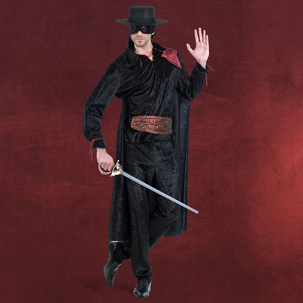 Rächer Kostüm Herren