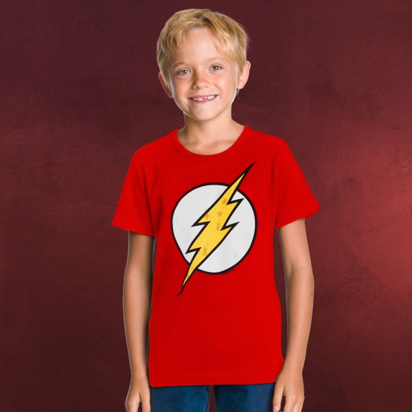 Flash Logo Kinder T-Shirt