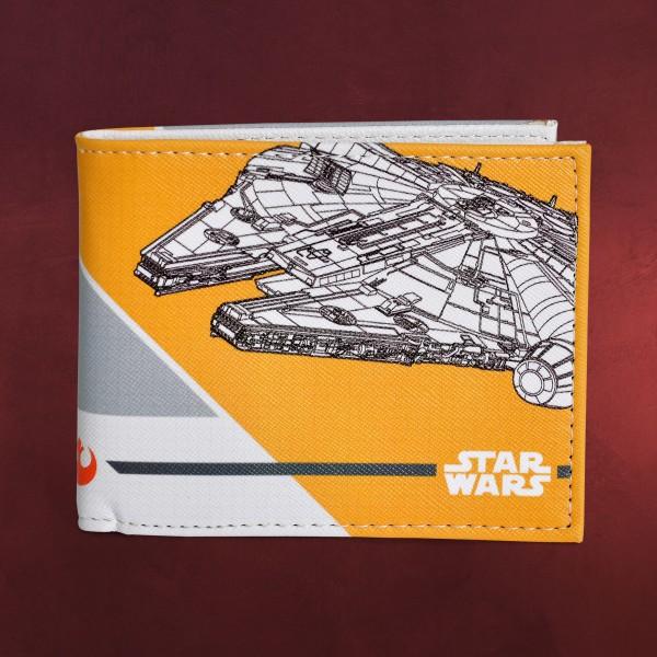 Star Wars - Millennium Falcon Geldbörse