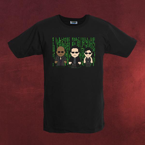 Hackers - Toonstar Cartoon T-Shirt