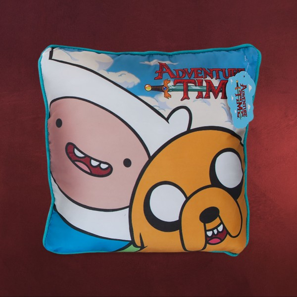 Adventure Time - Finn und Jake Kissen