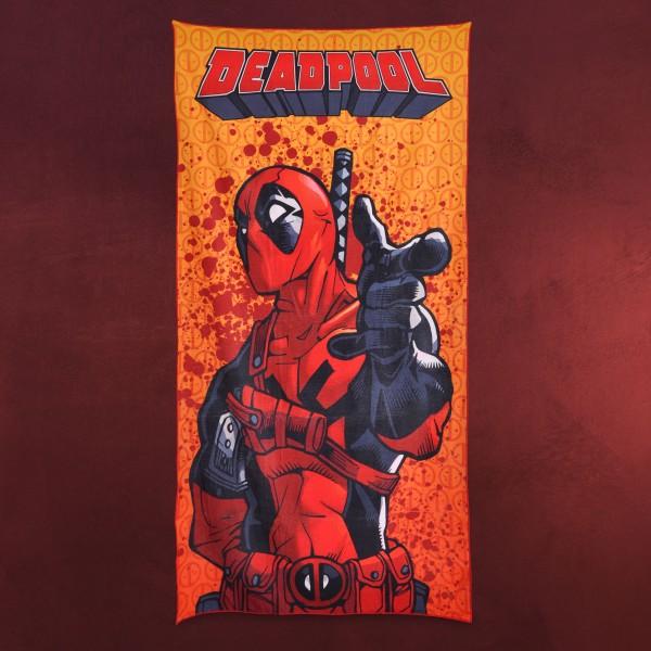 Deadpool - Boom Strandtuch