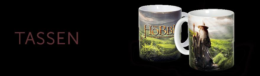Der Hobbit - Tassen