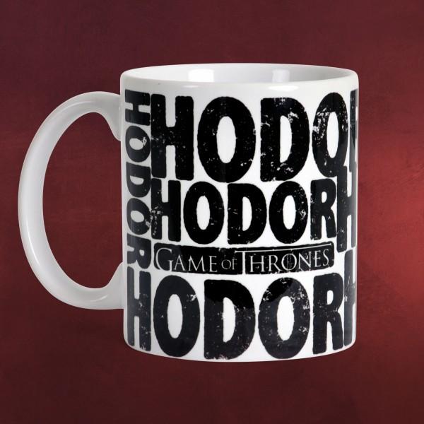 Game of Thrones - Hodor Tasse