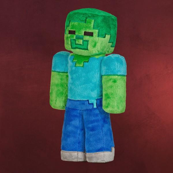 Minecraft - Zombie Plüsch Figur 32 cm