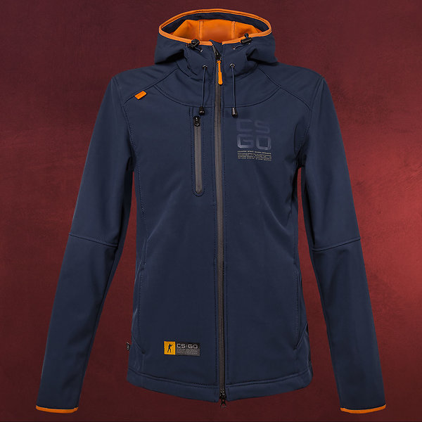 Counter-Strike - Softshell-Jacke
