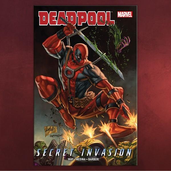 Deadpool - Secret Invasion