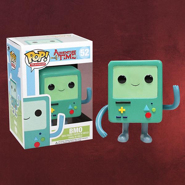 Adventure Time - BMO Mini-Figur