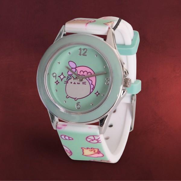 Pusheen - Purrmaid Armbanduhr