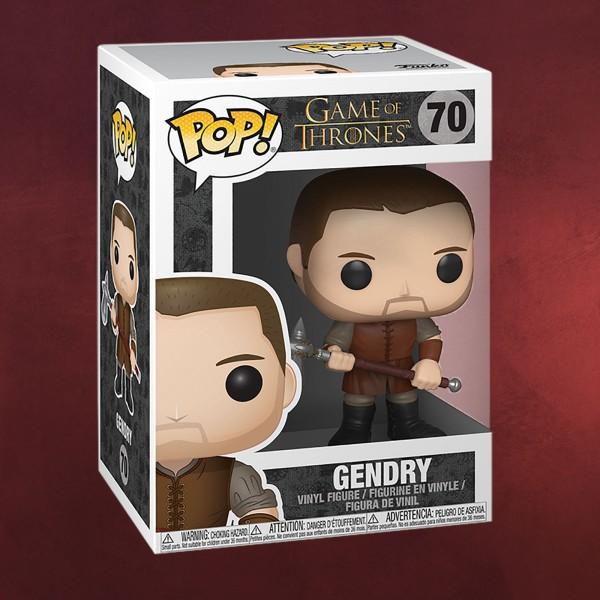 Game of Thrones - Gendry Funko Pop Figur
