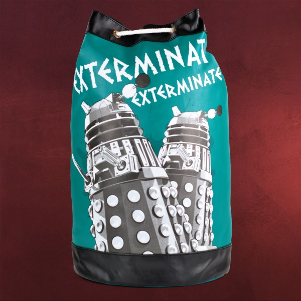 Doctor Who - Exterminate Duffle Bag Rucksack