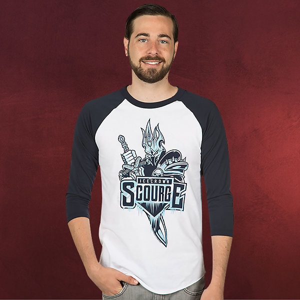 World of Warcraft - Icecrown Scourge Longsleeve