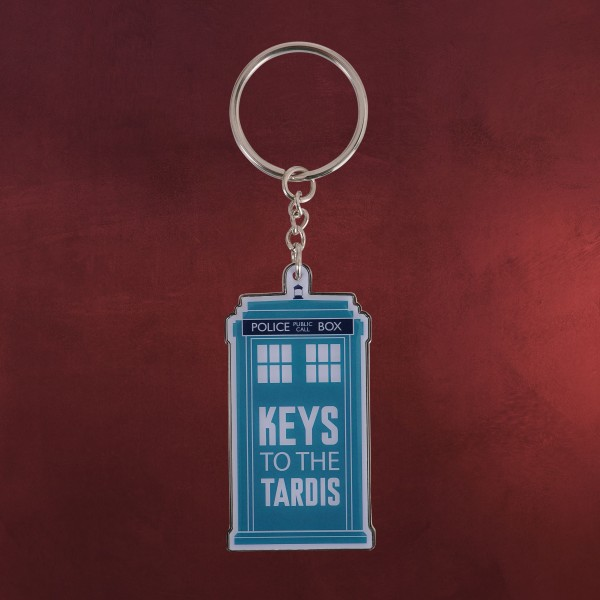 Doctor Who - Keys to The Tardis Schlüsselanhänger