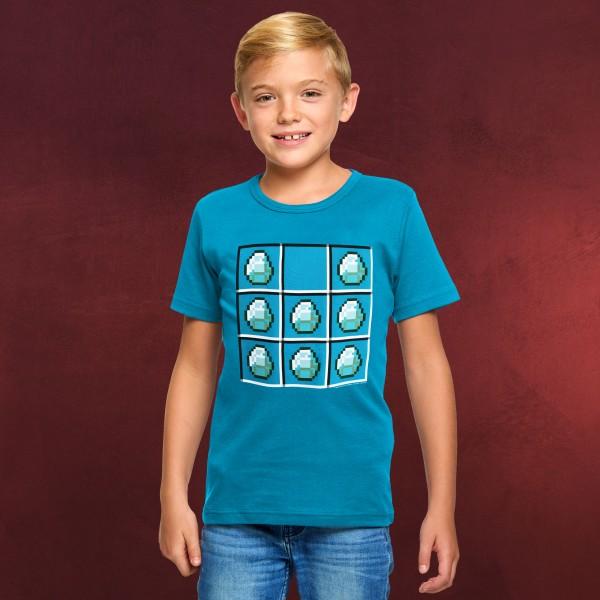 Minecraft - Diamond Kinder T-Shirt