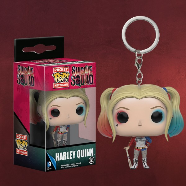 Suicide Squad - Harley Quinn Schlüsselanhänger