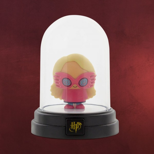 Harry Potter - Luna Lovegood Mini Tischlampe