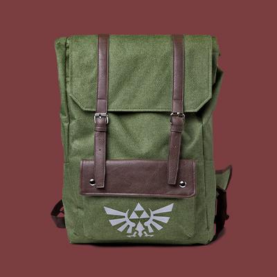 Zelda - Link Rucksack mit Kapuze