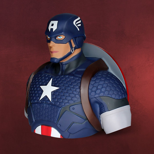 Captain America - Superhelden Spardose