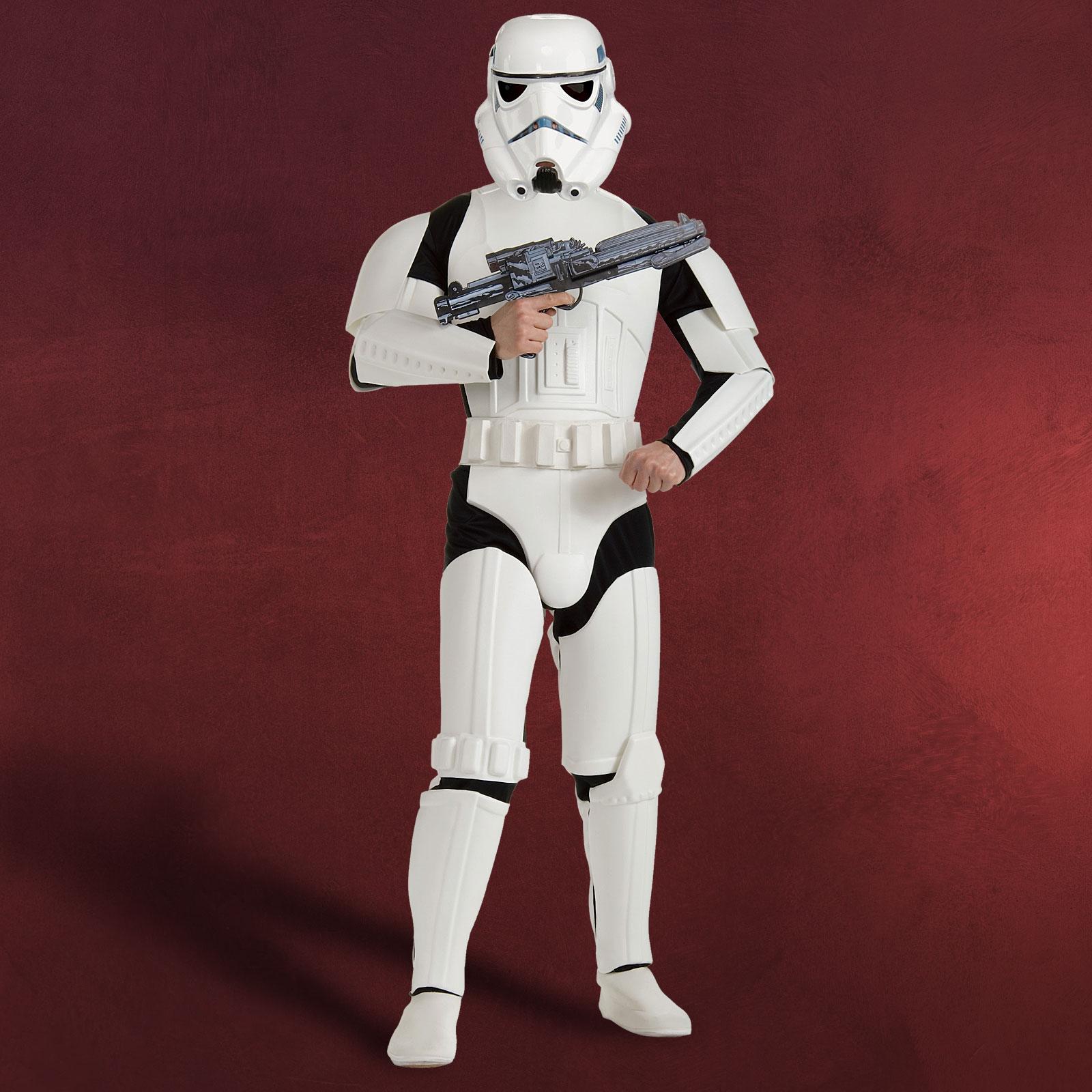 star wars stormtrooper kost m f r erwachsene elbenwald. Black Bedroom Furniture Sets. Home Design Ideas