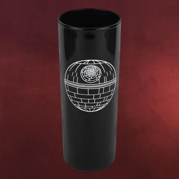 Star Wars - Todesstern Glas schwarz