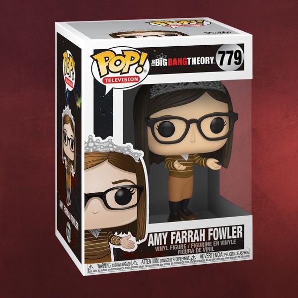 Big Bang Theory - Amy Farrah Fowler mit Diadem Funko Pop Figur