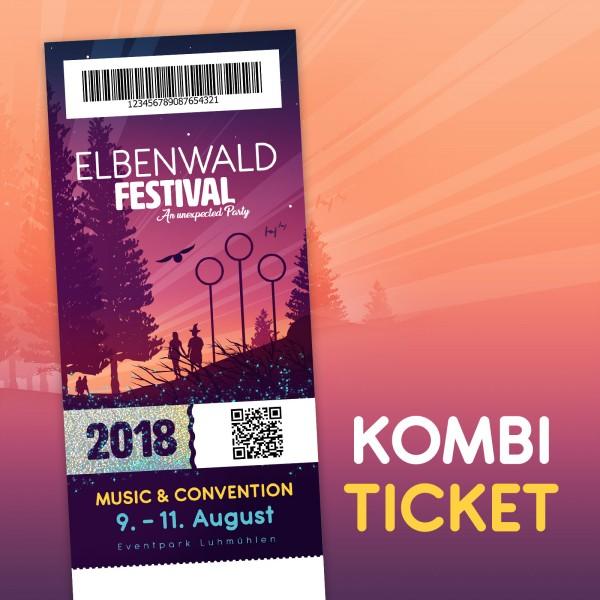 Elbenwald Festival Ticket