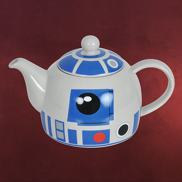 Star Wars - R2-D2 Teekanne