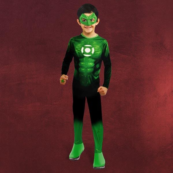 Green Lantern - Hal Jordan Kinderkostüm