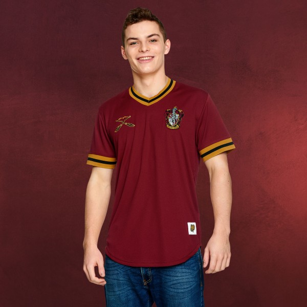 Harry Potter - Quidditch Team Gryffindor T-Shirt