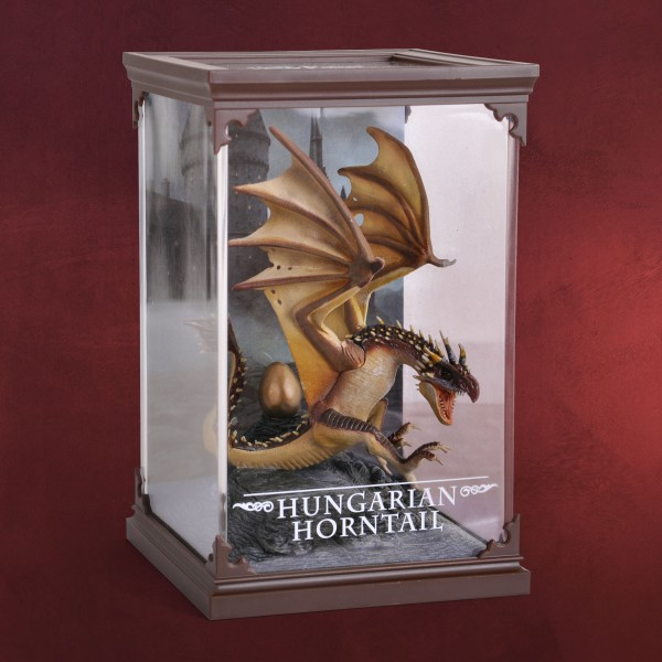 Ungarischer Hornschwanz - Harry Potter Magische Tierwesen Figur