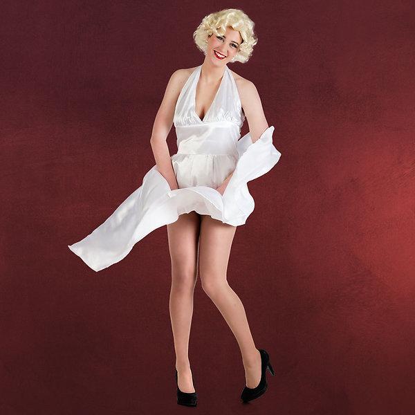 Marylin Monroe - Kostüm Damen