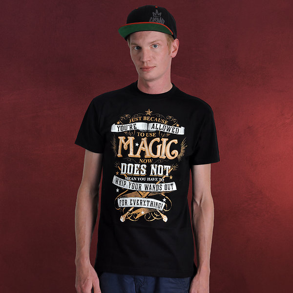 Harry Potter - Weasley Magic T-Shirt