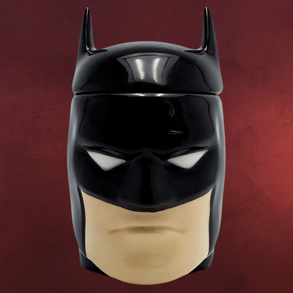 Batman - 3D Tasse mit Deckel