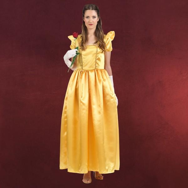Belle Kostüm Kleid Damen