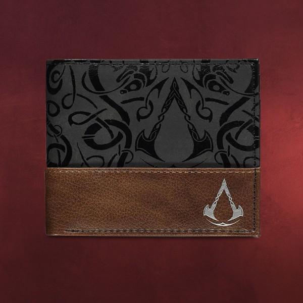 Assassin's Creed - Valhalla Logo Geldbörse