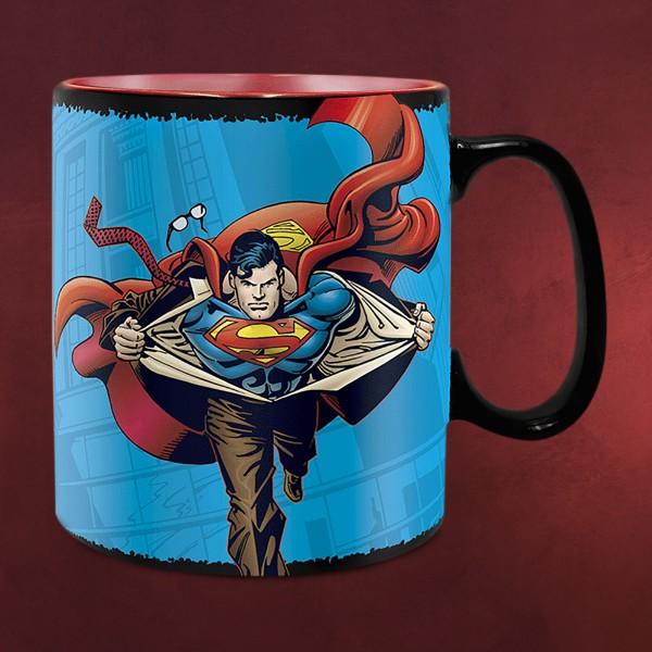 DC Comics - It's Superman Thermoeffekt Tasse