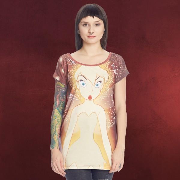 Tinkerbell - Oops Girlie Shirt Loose Fit