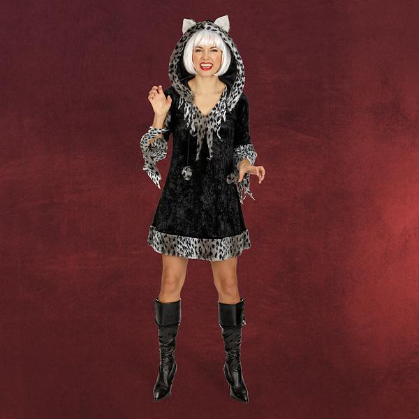 Kätzchen - Kostüm Damen