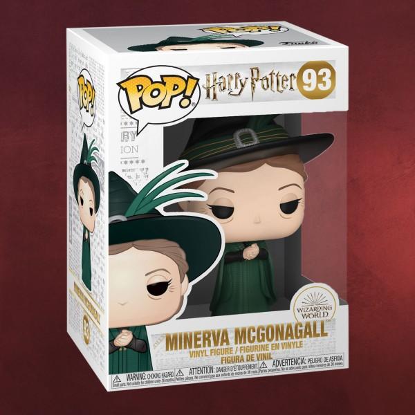 Harry Potter - Professor McGonagall Yule Ball Funko Pop Figur