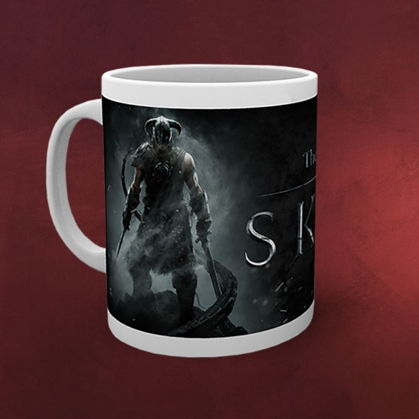 Skyrim - Dragon Borne Tasse