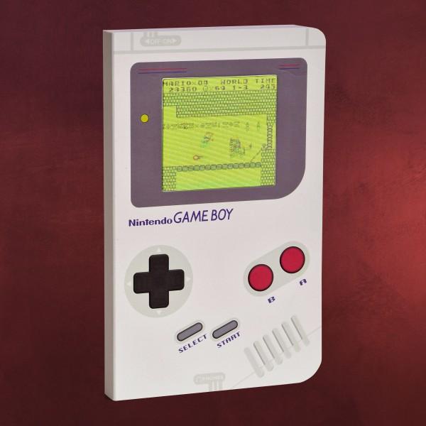 Nintendo - Classic Game Boy Notizbuch