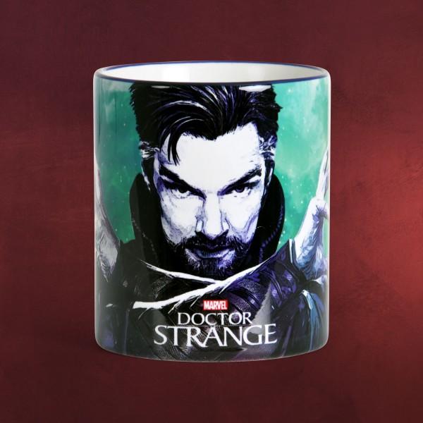 Doctor Strange - Master of Mystery Tasse