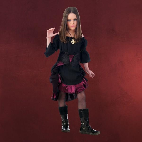 Kleine Vampirin - Kostüm Kinder