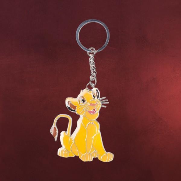 König der Löwen - Simba Schlüsselanhänger