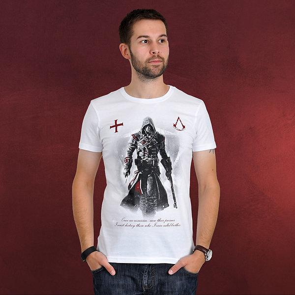 Assassins Creed Rogue - Shay Patrick Cormac T-Shirt
