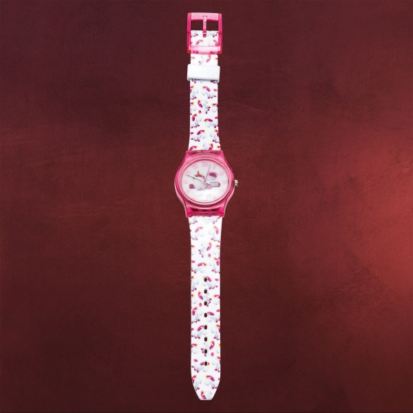 Minions - Einhorn Armbanduhr
