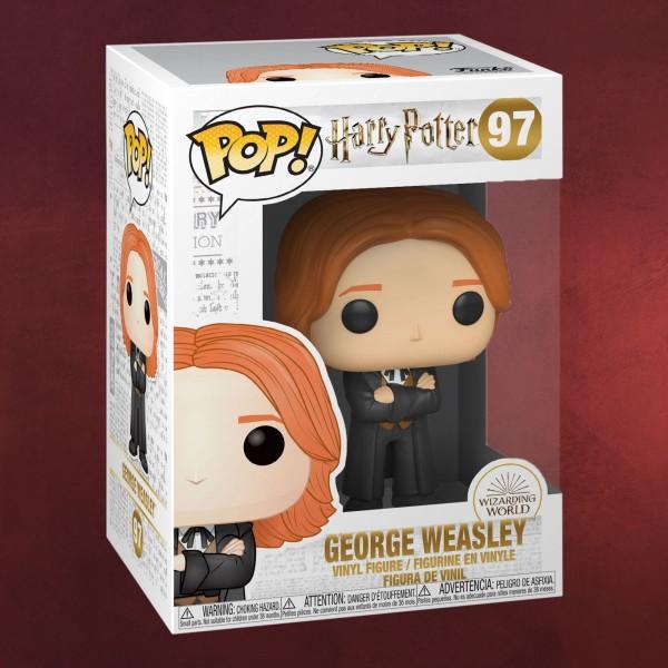 Harry Potter - George Weasley Yule Ball Funko Pop Figur