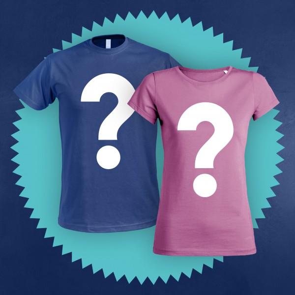 Überraschungs-T-Shirt