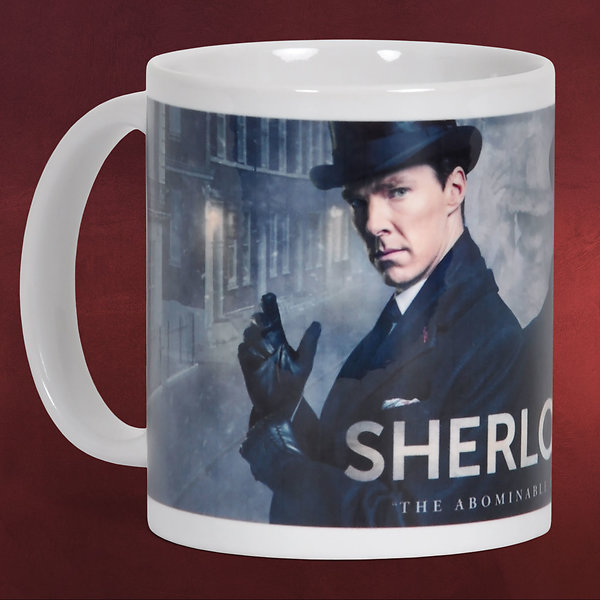 Sherlock - The Abominable Bride Tasse