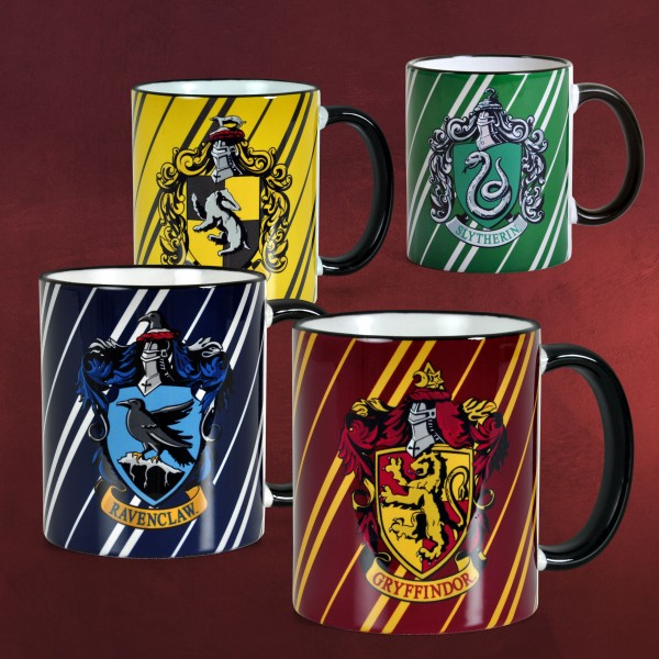 Harry Potter Wappen Tassen-Set Angebot